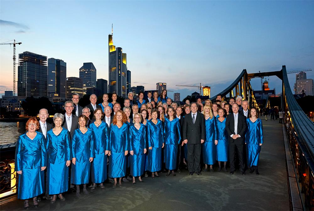 Caecilienchor Frankfurt photo by Alexandra Vosding
