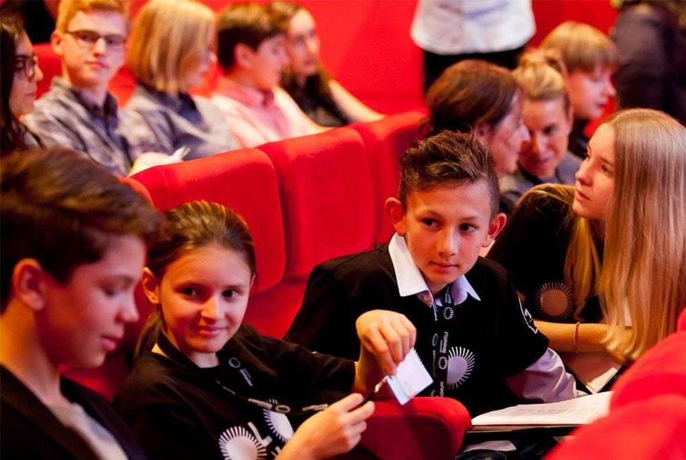 LUCAS - International Festival for young Film Lovers (24.09. - 01.10.2020) © Sabine Imhof